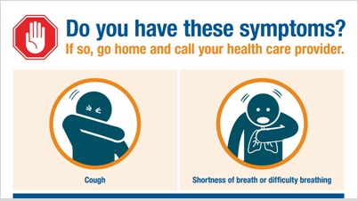 Symptoms sign